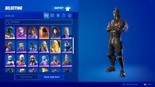 OG FN account | Black Knight | Galaxy skin | Save The World