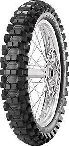 Pirelli 100/90-19 57M NHS Scorpion MX Extra X Rear Dirt Bike Tire 2133400