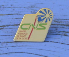 Pin's CNS Centre national de la Santé de la CCAS
