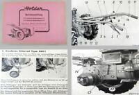 Einachsschlepper Bremszug f Holder E11 E12 Einachser
