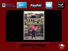 Titan Souls Steam Key Pc Game Download Code Neu Blitzversand