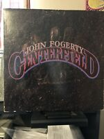 "VINTAGE JOHN FOGERTY CENTERFIELD 1985 ROCK 12"" LP VINYL ALBUM RECORD"