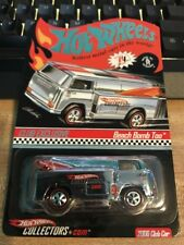 Mattel Hot Wheels 2006 Red Line Club Exclusive Beach Bomb Too Silver #394/4000