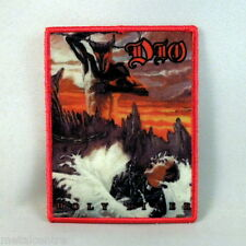 DIO Holy Diver (Printed Small Patch) (New)
