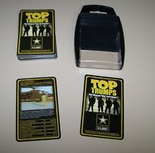 Top Trumps U.S. Army Edition The Ultimate War Card Game