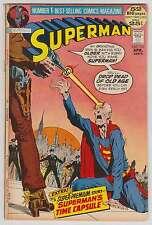L3892: Superman #250, Vol 1, F-Vf Condition