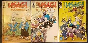 Usagi Yojimbo Comic Lot Dark Horse (#30, #54, #83)