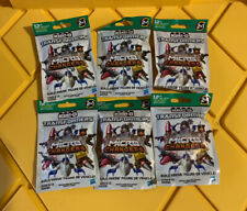 6 Bags KRE-O TRANSFORMERS MICRO CHANGERS KREO Collection 3 Blind Bags - LOT Set