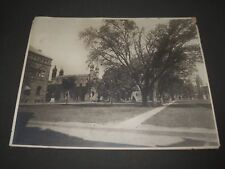 "EARLY 1900'S YALE UNIVERSITY 16"" X 20"" PHOTO"
