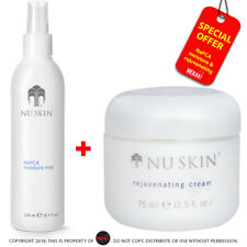 Nu skin Nuskin Napca Moisture Mist and rejuvenating cream Hyaluronic Face Cream