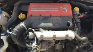 Fiat 500 Abarth 595 Complete Engine With All Ancilaries 1.4 Turbo