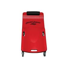 Lisle Low Profile Red Plastic Creeper Shop Equipment Mechanic Tools Automotive