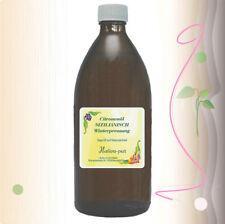 Aroma- & ätherische Öle im Glasflaschen-Behälter mit Zitrone Geschmack