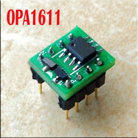 OPA1611AID with Extended 200MA Current Class A Output Single OP AMP Module New