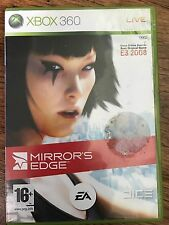 MIRROR'S EDGE ~ Classic Parkour / Free-Running Microsoft XBox 360  Video Game