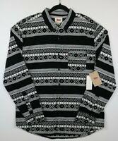 NWT Levi's Mens Size XXL Southwestern Norte Button Up Shirt Aztec