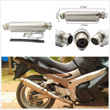 Universal 38-51mm Motorcycle Exhaust Muffler Pipe with Removable DB Killer Slip