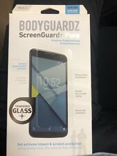 BodyGuardz Pure Tempered Glass Anti Shatter Screen Protector For Google Nexus 6