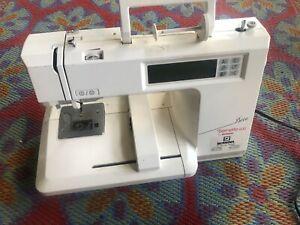 Bernina Bernette Deco 600 Embroidery Sewing Machine