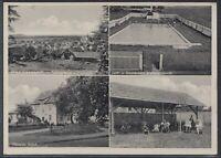WÜR 36589) AK Wartmannsroth über Gemünden (Main) Mehrbildkarte 1938