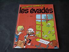 SERON LES PETITS HOMMES ET LES EVADES EO 1991