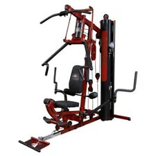 Body-Solid G6BR Bi-Angular Home Gym with 6 Stations - 210lb weight stack G6B