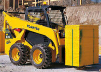 Komatsu SK820-5N Skid Steer Loader Service Repair Manual Workshop SK820 5N CD
