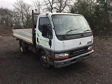 2004 MITSUBISHI CANTER  3.0l  GEARBOX AXLE SPRINGS ALL PARTS AVAILABLE  CALL