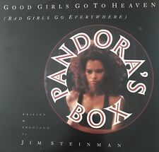 "2 Pandora's Box 12"" It's All Coming Back To Me Now & Good Girls Go To Heaven"