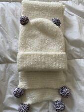 Jcrew Girls Hat & Scarf Set