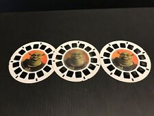 View-Master Reels SHREK 2 -Set of 3  Complete