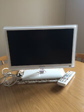 SAMSUNG 19in HD READY LED FREEVIEW TELEVISION  WE19D4010NW  WHITE