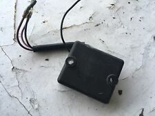 boitier electronique d alarme pour mercury 2 tps carbu 4 cylindres hors bord
