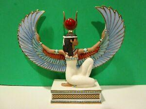 LENOX GODDESS ISIS sculpture Egyptian Egypt - NO BOX - MINT CONDITION