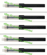 Parker Fountain Pen Converter New Sealed - 5 units Slide or Push Piston Fill ink