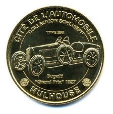 68 MULHOUSE Cité de l'automobile, Bugatti 35B, 2017, Monnaie de Paris