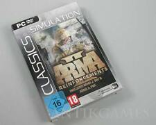 Arma 2 II reinforcements incl. BAF & pmc pc