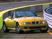 BMW Z3 Cabrio Convertible Verdeckbezug Verdeck Montage Einbau Anleitung EBA