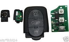 NEU Schlüssel Fernbedienung Klappschlüssel Sendeeinheit für AUDI *433,9 MHz A30