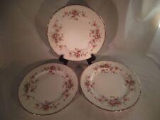 Set of 3 Paragon Victoriana Rose Salad Plates