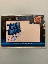 A29,620 - 2012 Panini Signature Rookie MLBPA Logo #137 Nick Hagadone Auto/299