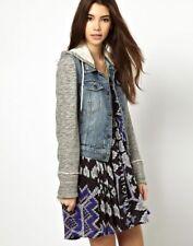 NWT Free People Jacket - Denim Knit