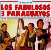 Los fabulosos 3 Paraguayos Lo mejor de (22 tracks) [CD]