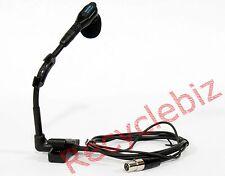 Shure WB98H/C Clip-on Condenser Instrument Mic Wireless Version WB98HC Beta 98