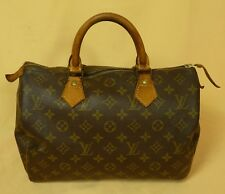 Louis Vuitton Handtasche Speedy 30 - Monogram Canvas #14871