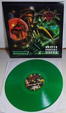 Target Master Project Genesis GREEN Vinyl LP Record new Floga Records