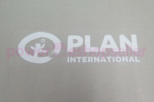 Chelsea Plan International Sponsor Badge/Patch
