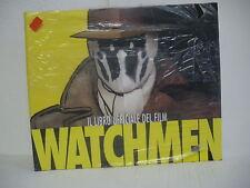 Watchmen Il libro ufficiale del film Peter Aperlo 001 Edizioni (BA12)