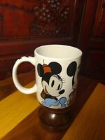 Disney Mug Mickey Minnie Mouse Pluto Goofy Collectible Ceramic Coffee Cup Mug