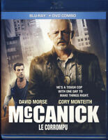 McCanick (Bilingual) (Bluray + DVD) (Blu-ray)  New Blu